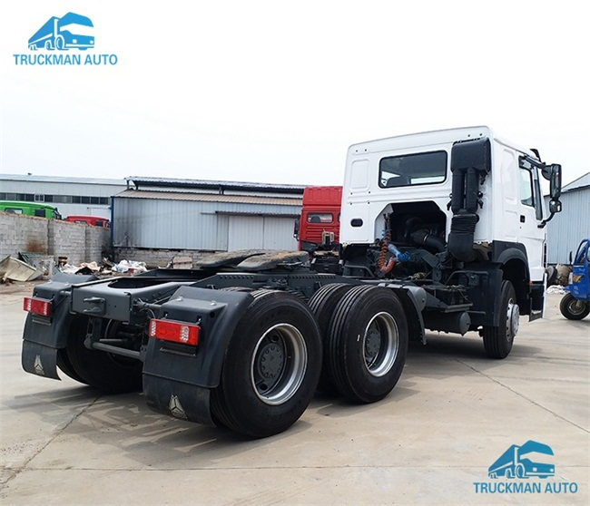 HOWO Prime Mover Truck / Tractor Head Truck 371HP 336HP