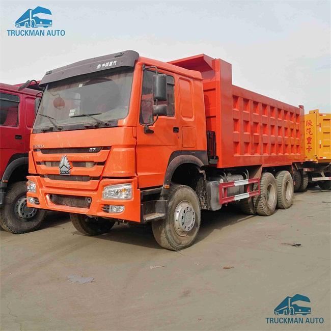 SINOTRUK HOWO Heavy Duty 10 Wheeler Cargo Truck