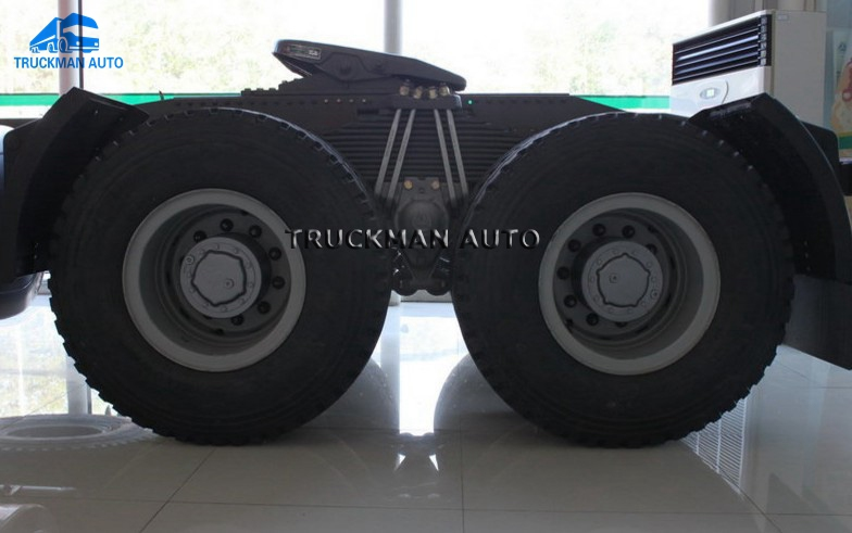 Roady 1.7 Commercial 1/14 Semi Truck Tires 14th Tyre