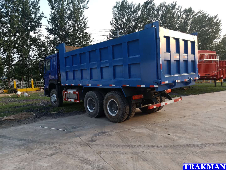 SINOTRUK HOWO 10 Wheel Used Dump Truck