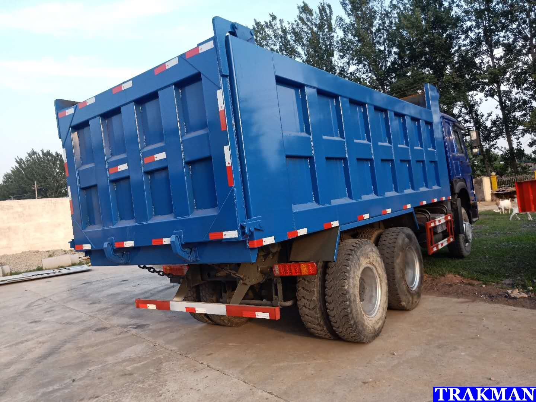 Sinotruk Howo 371HP Mining 6x4 Dumper Tipping 10 Wheeler