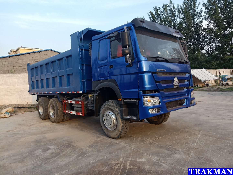 China Sino Truck Used 336HP HOWO 10 Wheels Dump Truck