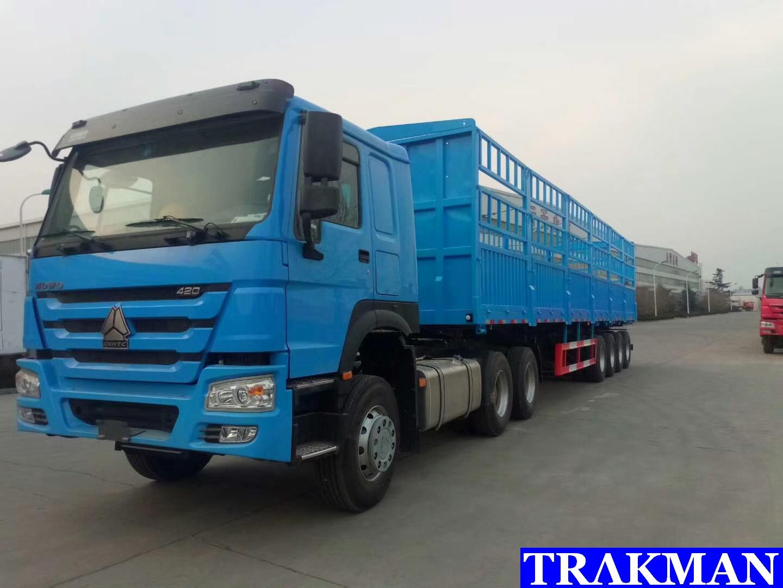 SINOTRUCK HOWO 6x4 420HP 10 Wheeler Heavy Duty 30 Tons